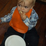 Baby led weaning or spoon feeding
